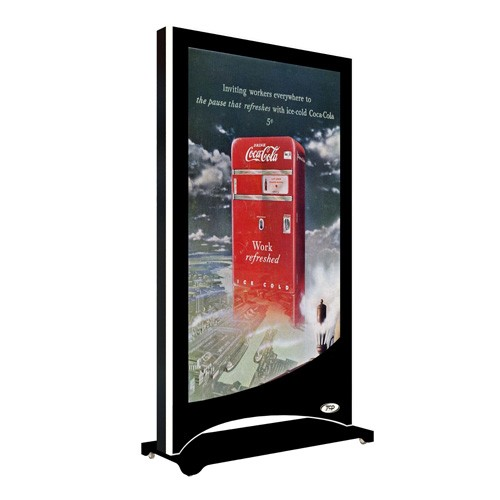Gas Station Outdoor Advertisement Light Box