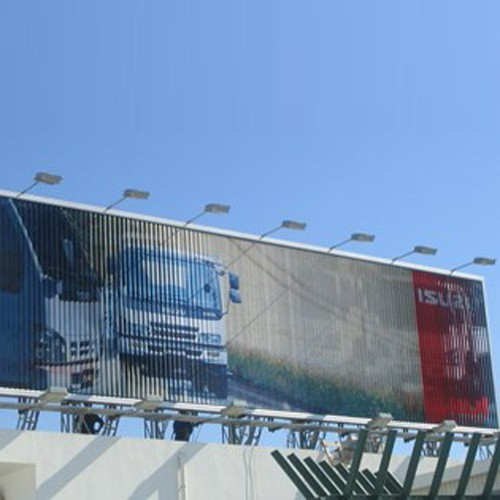 Outdoor Roof Top Billboard