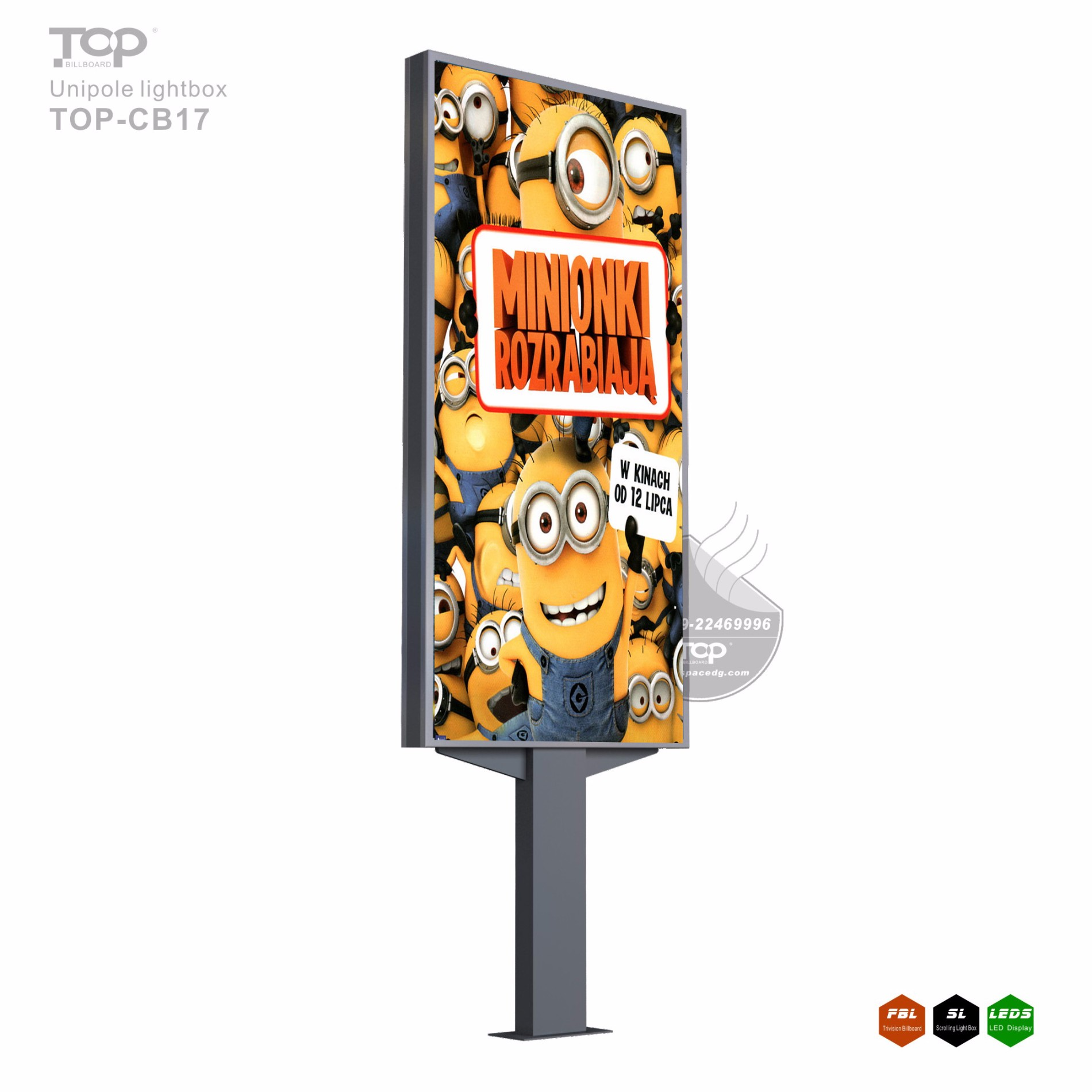 Advertising Explosion Proof Petrol Station Light Box