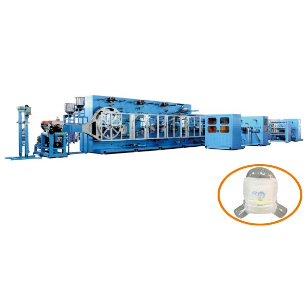 Training Pant Baby Diaper Production Line