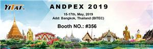 ANDPEX 2019 INVIATION FOR BABY DIAPER MACHINE