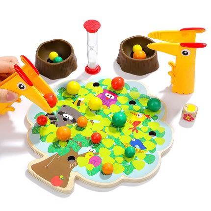 Topbright Interactive Mini Table Games Wood Toys