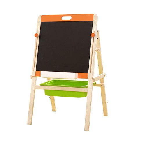Topbright One Minute Standing Art Painting Easel For Kids