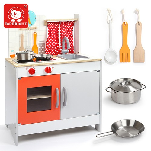 Topbright Kids Pretend Play Classic Kitchen Set