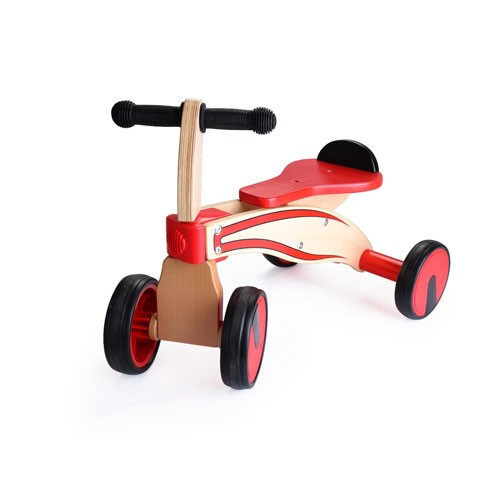 Topbright Wooden Ride On Balance Bike Toys