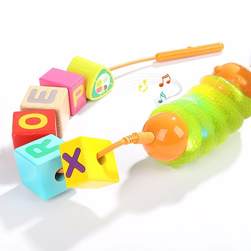 Topbright Sensory Toy Caterpillar Musical Alphabet Blocks Lacing Beads Manufacturers, Topbright Sensory Toy Caterpillar Musical Alphabet Blocks Lacing Beads Factory, Topbright Sensory Toy Caterpillar Musical Alphabet Blocks Lacing Beads