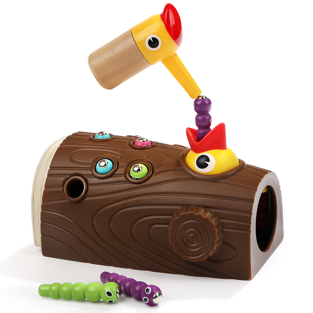 Topbright Educational Wood pecker Eating Caterpillar Game Toy for Kids Manufacturers, Topbright Educational Wood pecker Eating Caterpillar Game Toy for Kids Factory, Topbright Educational Wood pecker Eating Caterpillar Game Toy for Kids