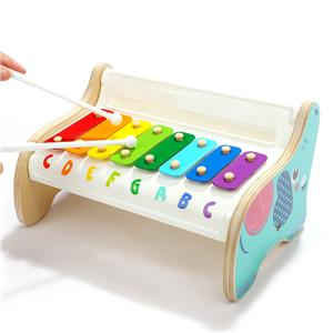 Topbright Wooden wholesale Eight Tones Elephant Xylophone china trending toys for kids Manufacturers, Topbright Wooden wholesale Eight Tones Elephant Xylophone china trending toys for kids Factory, Topbright Wooden wholesale Eight Tones Elephant Xylophone china trending toys for kids