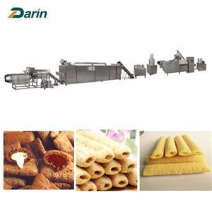 Core Filling Puff Snack Machine