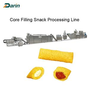 core filling snack processing line