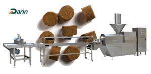 Cibo per cani soft snack linea Tratta freddo estrusione