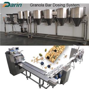 Sistema di dosaggio della tagliatrice del mini bar