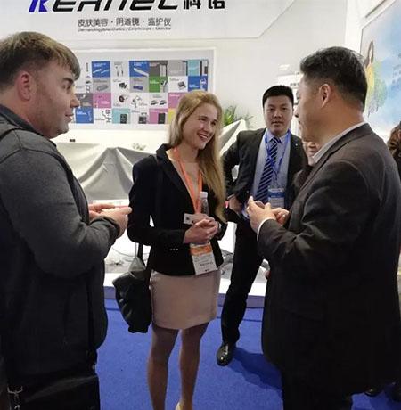 Kernel attended CMEF 2018 in Shanghai