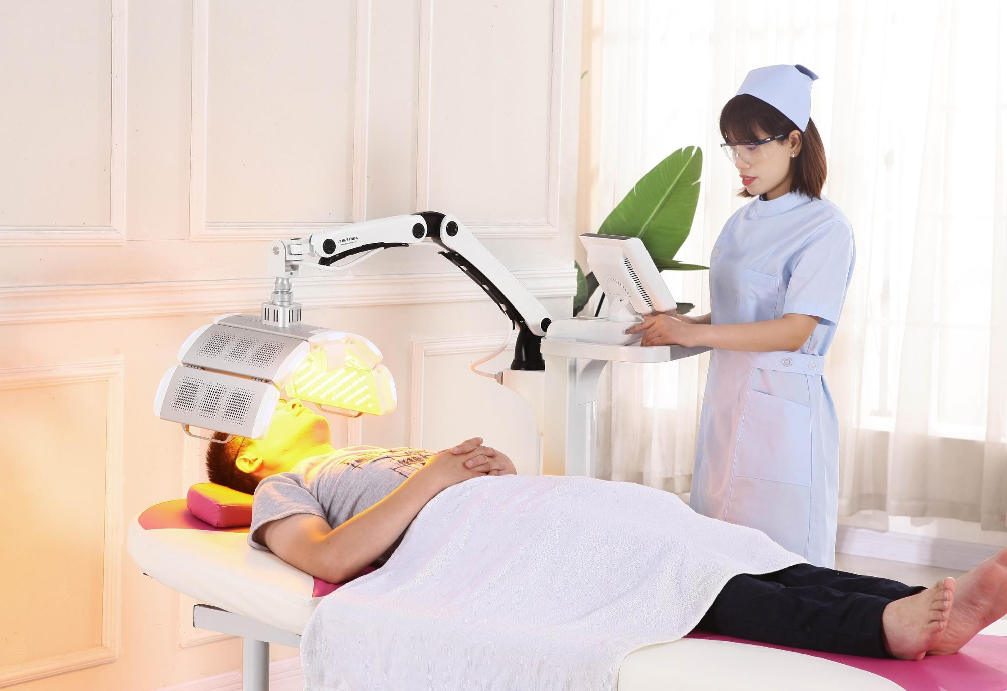 Professional Photodynamic LED Light Therapy Machine KN-7000D Manufacturers, Professional Photodynamic LED Light Therapy Machine KN-7000D Factory, Supply Professional Photodynamic LED Light Therapy Machine KN-7000D