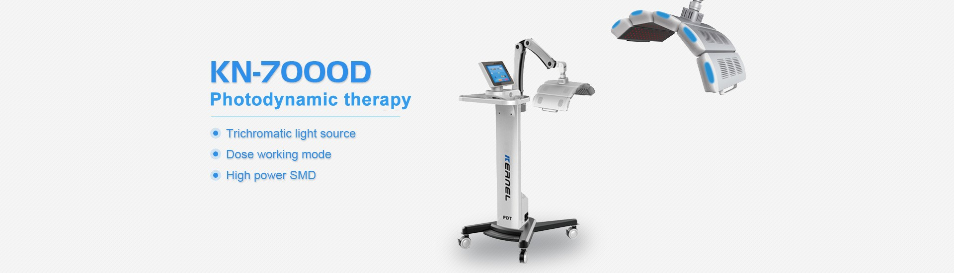LED-lichttherapiemachine
