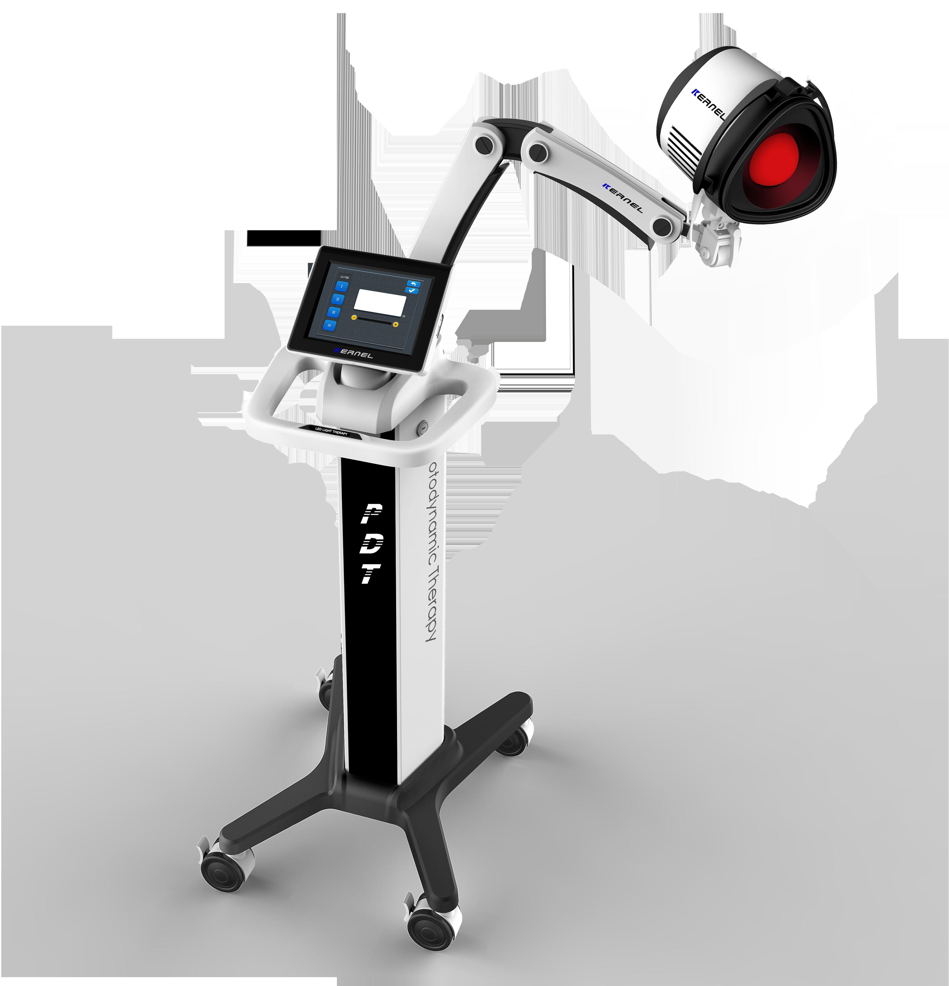 KN-7000A2 Rood licht therapie hoog vermogen gericht licht LED-lamp voor wondgenezing