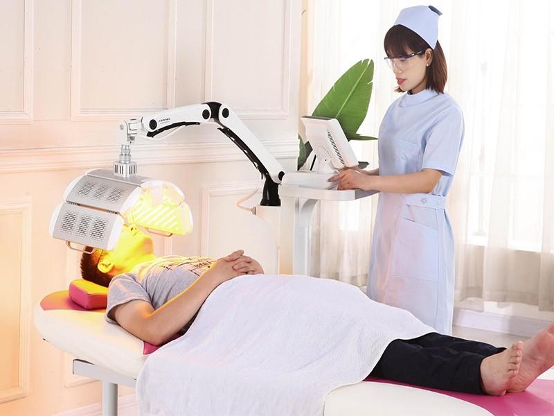 Аппарат ФДТ для фотодинамической терапии КН-7000Д