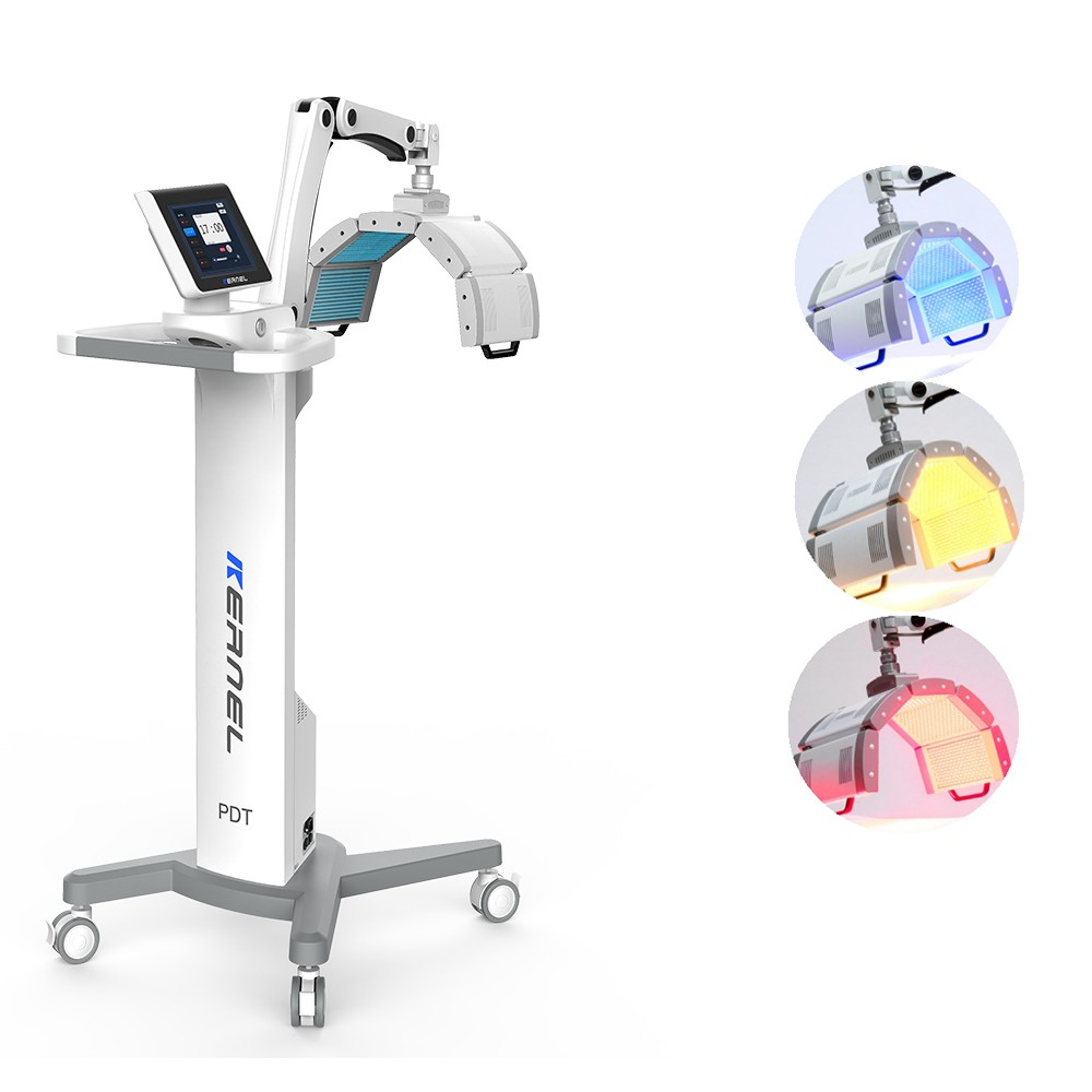 PDT Led Light Therapy Machine For skin rejuvenation KN-7000A