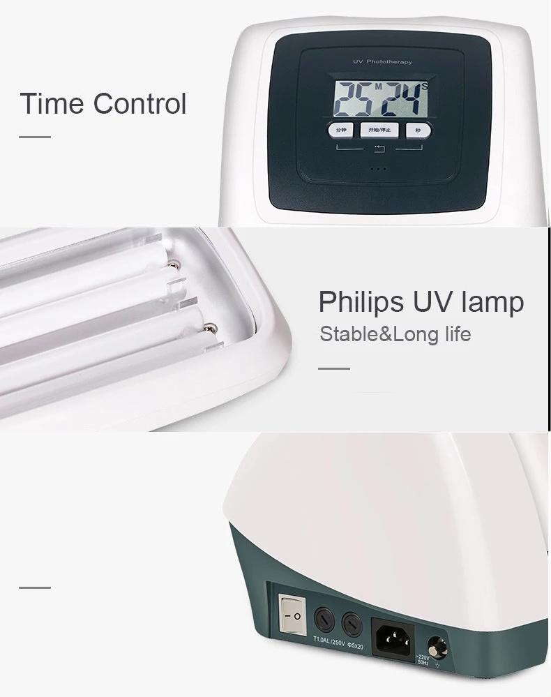 311nm UVB lamp vitiligo