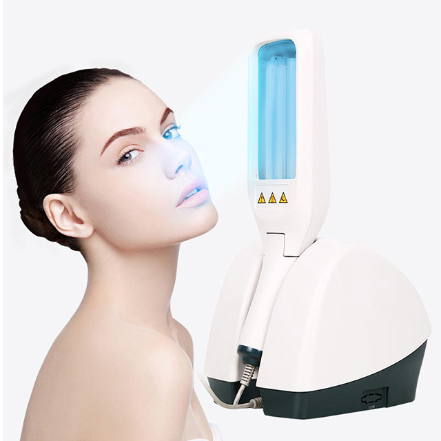 UV-lamp behandeling vitiligo