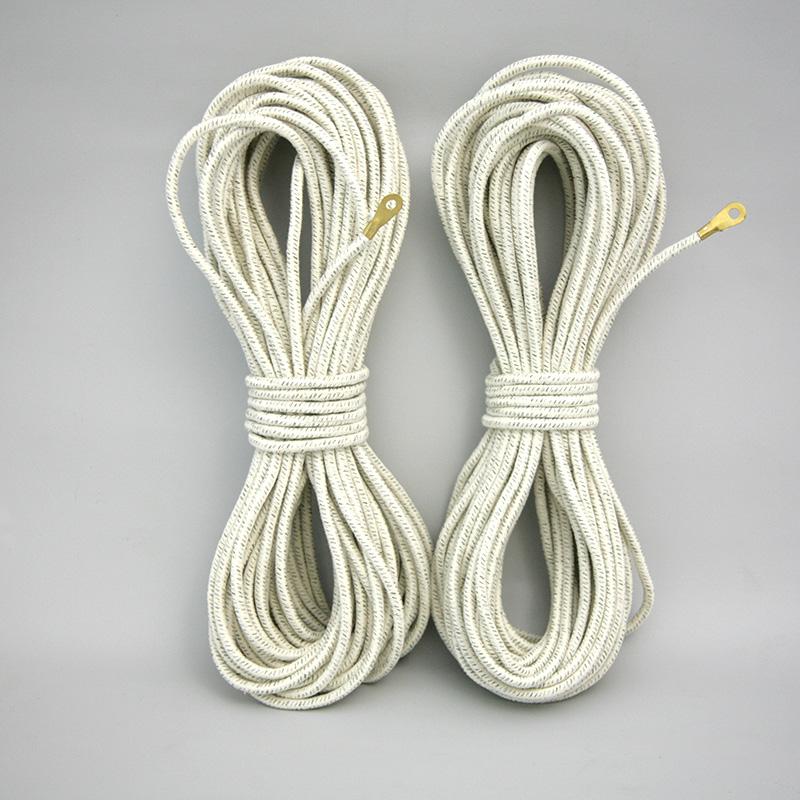 Anti-Electrostatic Sampling Rope