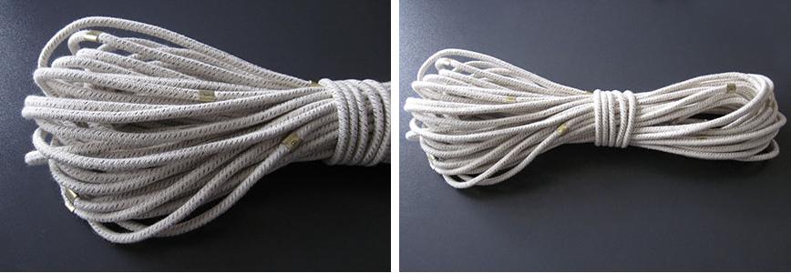 Liquid Petroleum Product Sampling Rope