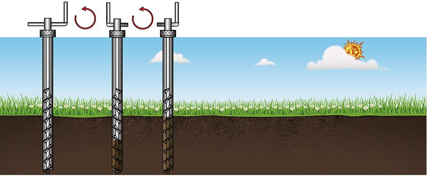 Lab Soil Sampler
