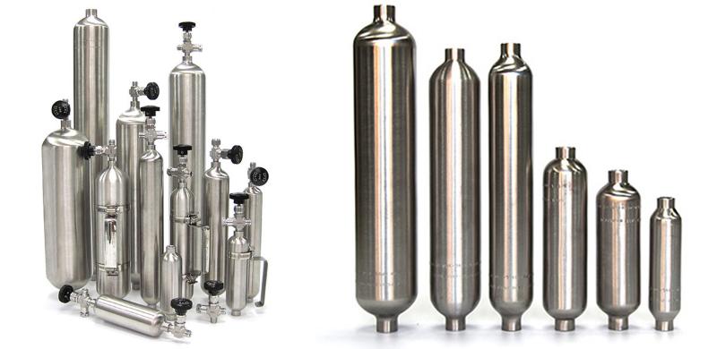 LPG Sampling Cylinders