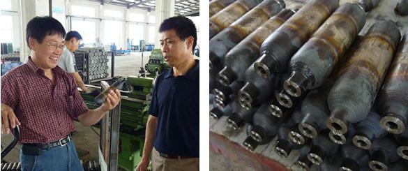 LP-Gases Sampling Cylinder