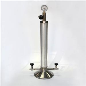 Pressure Hydrometer Cylinder Manufacturers, Pressure Hydrometer Cylinder Factory, Supply Pressure Hydrometer Cylinder