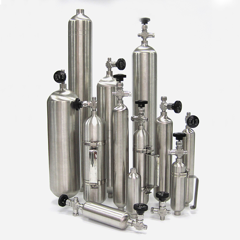 LP-Gases Sampling Cylinders