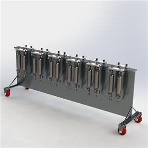 Laboratory Shelf of LP-Gases Sampling Cylinder Manufacturers, Laboratory Shelf of LP-Gases Sampling Cylinder Factory, Supply Laboratory Shelf of LP-Gases Sampling Cylinder