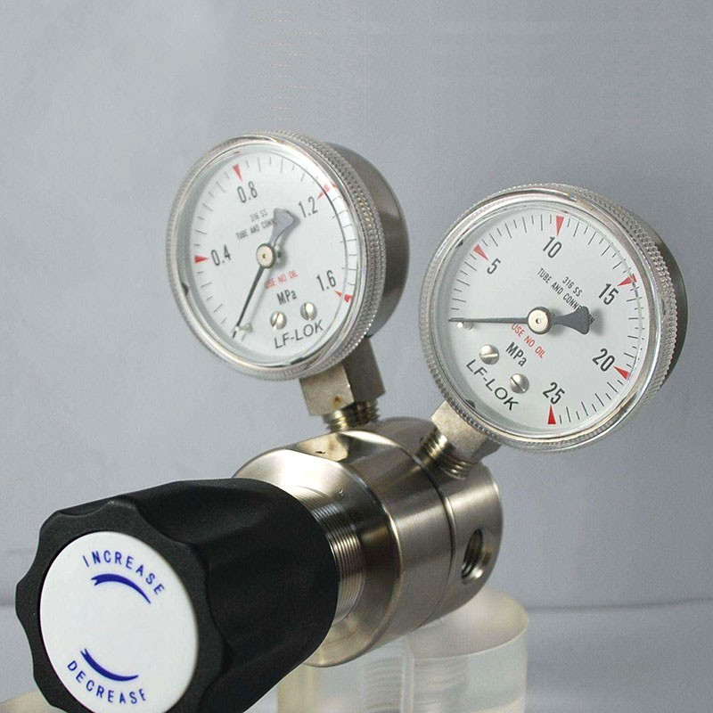 Stainless Steel Pressure Reducer