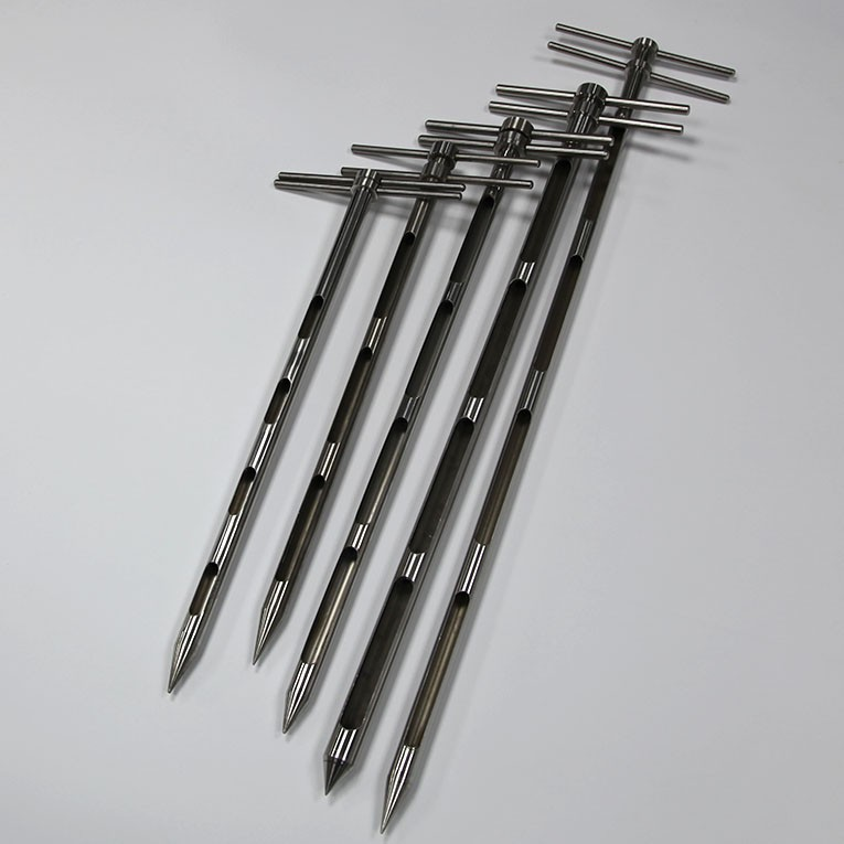 Multi-Layer Sampling Lances