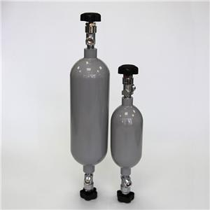 Aluminium Gas Sampling Cylinder Manufacturers, Aluminium Gas Sampling Cylinder Factory, Supply Aluminium Gas Sampling Cylinder