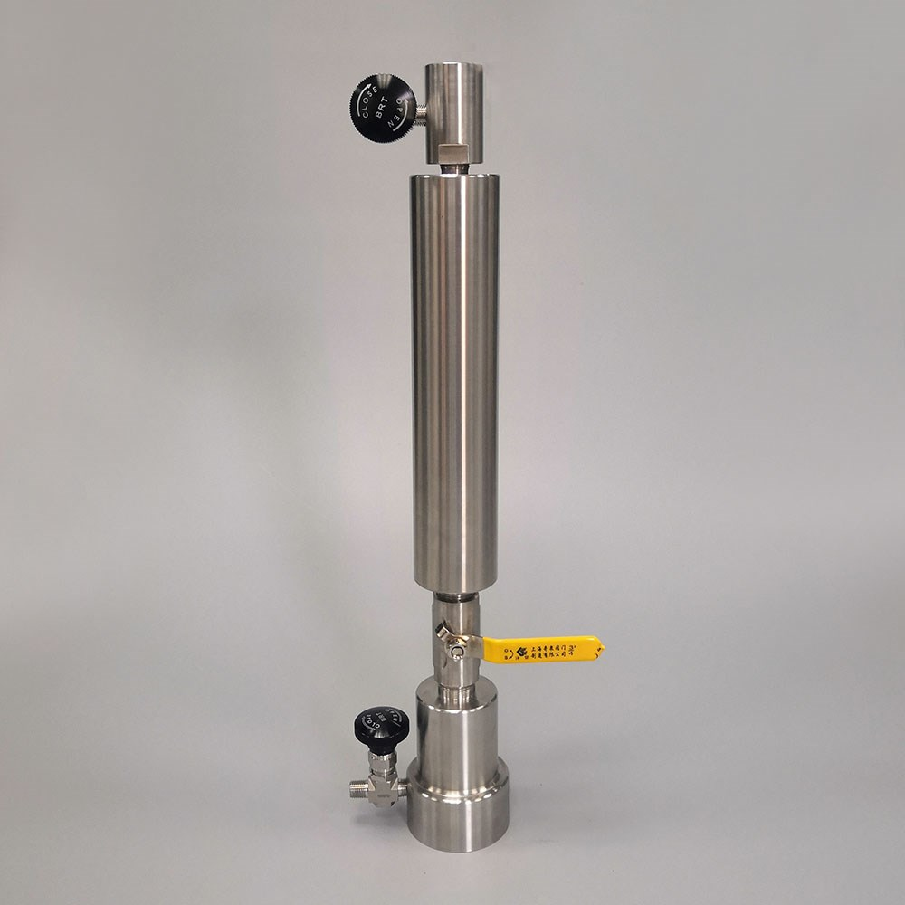 LPG Vapor Pressure Test Bomb Manufacturers, LPG Vapor Pressure Test Bomb Factory, Supply LPG Vapor Pressure Test Bomb