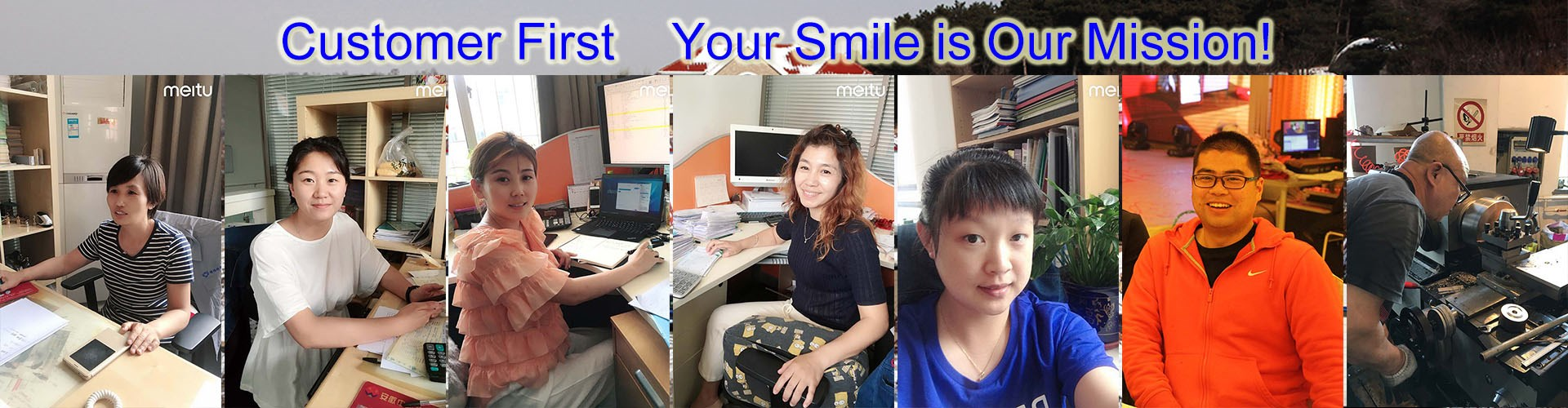 Customer First    Your Smile is Our Mission!