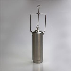 High Viscosity Crude Oil Weighted Sampling Cans