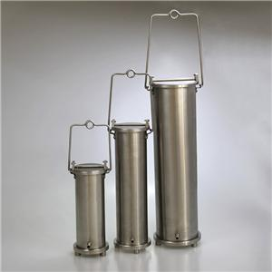 Manual Stainless Steel Water Sampler Thief for River and Ocean Water