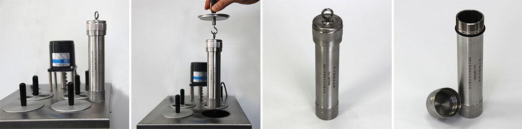 Copper Strip Corrosion Pressure Vessel