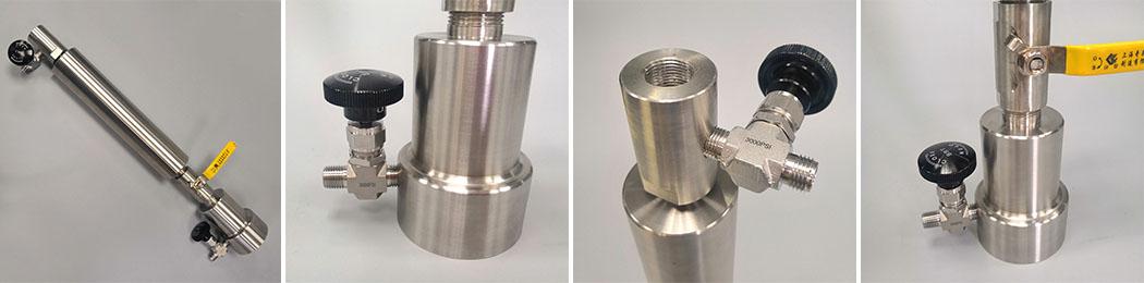 LPG Vapor Pressure Apparatus