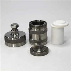 High Pressure Laboratory Teflon PTFE Lined Hydrothermal Synthesis Reactor Manufacturers, High Pressure Laboratory Teflon PTFE Lined Hydrothermal Synthesis Reactor Factory, Supply High Pressure Laboratory Teflon PTFE Lined Hydrothermal Synthesis Reactor