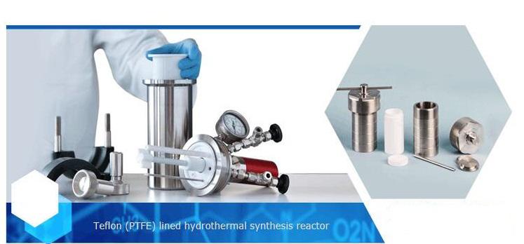 Stainless Steel Pressure Reactor