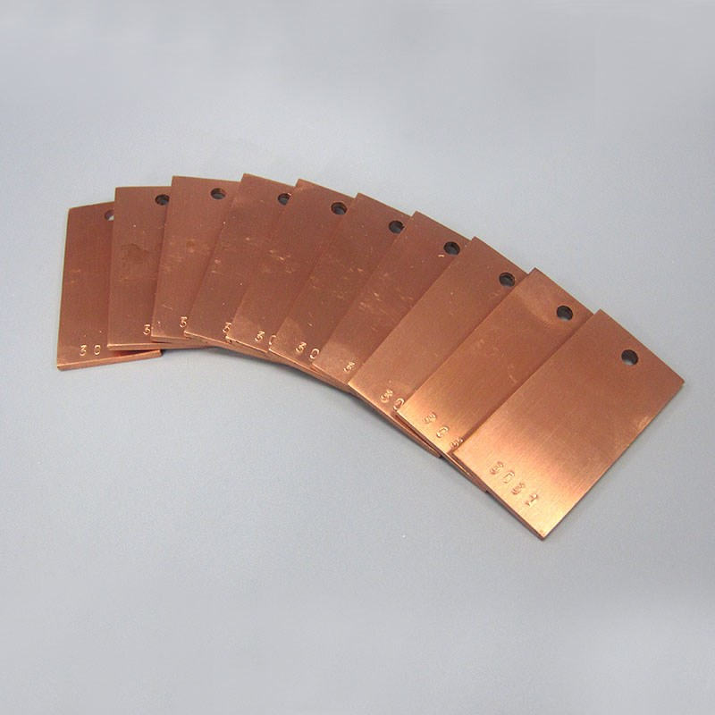 ASTM D130 Copper Strips for Copper Corrosiveness Test in Laboratory Manufacturers, ASTM D130 Copper Strips for Copper Corrosiveness Test in Laboratory Factory, Supply ASTM D130 Copper Strips for Copper Corrosiveness Test in Laboratory