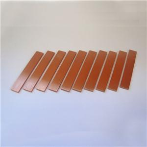 ASTM D130 Copper Strips for Copper Corrosiveness Test in Laboratory