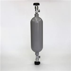 Double-Ends Aluminum Alloy Seamless Spun CO2 Gas Sampling Cylinder Manufacturers, Double-Ends Aluminum Alloy Seamless Spun CO2 Gas Sampling Cylinder Factory, Supply Double-Ends Aluminum Alloy Seamless Spun CO2 Gas Sampling Cylinder
