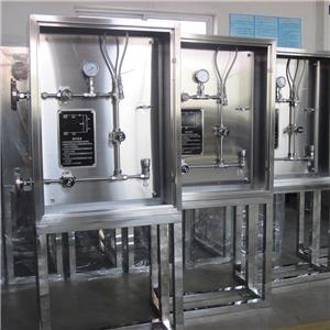 Customized Liquid and Gas Closed Loop Sampling Systems Points
