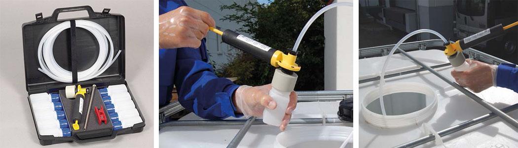 Fluid Sampling Pump