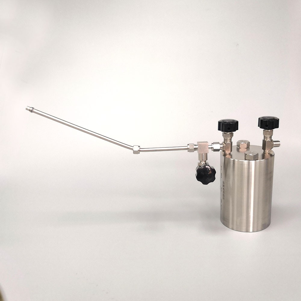 ISO 7103 Stainless Steel Liquefied Anhydrous Ammonia Sampling Cylinder Manufacturers, ISO 7103 Stainless Steel Liquefied Anhydrous Ammonia Sampling Cylinder Factory, Supply ISO 7103 Stainless Steel Liquefied Anhydrous Ammonia Sampling Cylinder