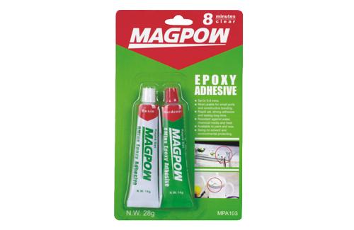 8 Minutes Rapid Clear Epoxy Adhesive